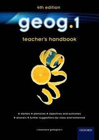 geog.1 4th edition Teacher's Handbook (häftad)