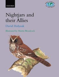Nightjars and their Allies (inbunden)