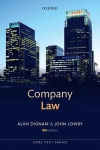 Company Law (häftad)