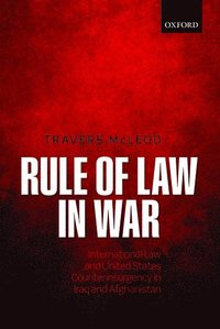 Rule of Law in War (inbunden)