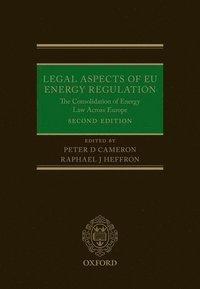Legal Aspects of EU Energy Regulation (inbunden)