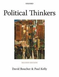 Political Thinkers (h�ftad)