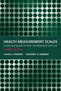 Health Measurement Scales (h�ftad)