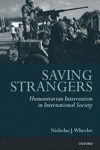 Saving Strangers (h�ftad)
