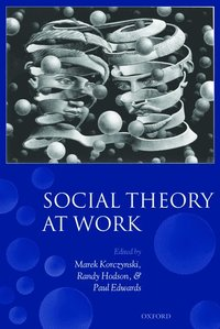 Social Theory at Work (h�ftad)