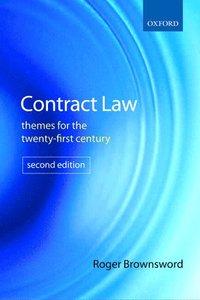 Contract Law (e-bok)