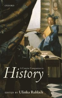 A Concise Companion to History (inbunden)