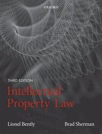 Intellectual Property Law (h�ftad)