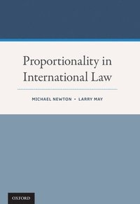 Proportionality in International Law