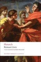 Bokomslag Roman Lives (häftad)