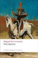 Don Quixote de la Mancha (inbunden)