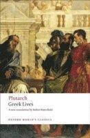 Bokomslag Greek Lives (häftad)