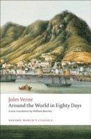 Around the World in Eighty Days (kartonnage)