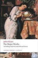 John Keats: Major Works (häftad)