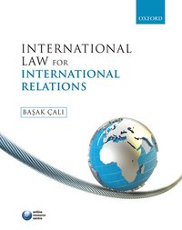 International Law for International Relations (h�ftad)