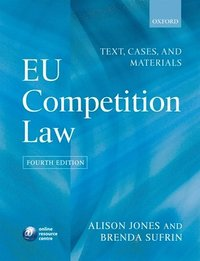 EU Competition Law (h�ftad)