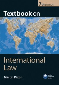 Textbook on International Law (h�ftad)