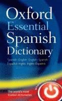 Oxford Essential Spanish Dictionary (h�ftad)