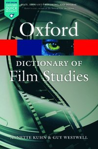 A Dictionary of Film Studies (h�ftad)