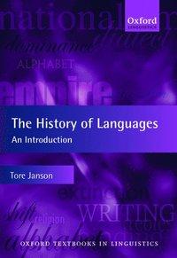 The History of Languages (inbunden)