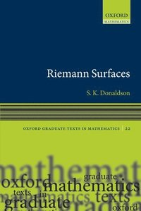 Riemann Surfaces (h�ftad)