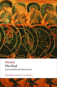 The Iliad (h�ftad)