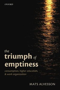 The Triumph of Emptiness (h�ftad)