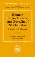 Herman the Archdeacon and Goscelin of Saint-Bertin