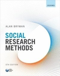 Social Research Methods (h�ftad)