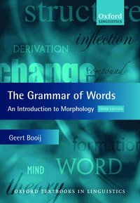 The Grammar of Words (h�ftad)