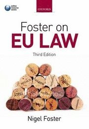 Foster on EU Law (h�ftad)