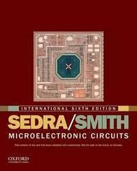 Microelectronic Circuits (häftad)