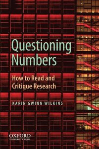 Questioning the Politics of Numbers (h�ftad)