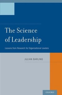 The Science of Leadership (inbunden)
