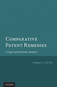 Comparative Patent Remedies