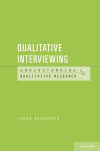 Qualitative Interviewing (h�ftad)