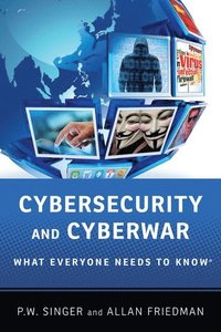 Cybersecurity and Cyberwar (häftad)