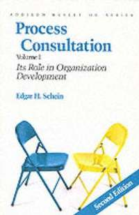 Process Consultation (inbunden)