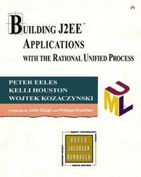 Building J2EE Applications with the Rational Unified Process (h�ftad)