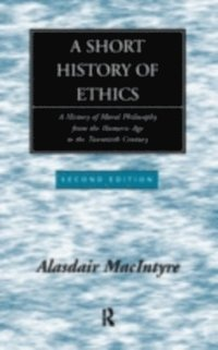 Short History of Ethics (h�ftad)