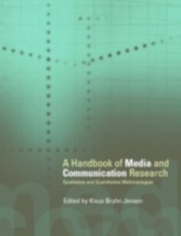 Handbook of Media and Communication Research (h�ftad)