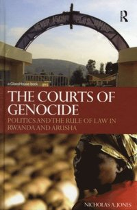 Courts of Genocide (e-bok)
