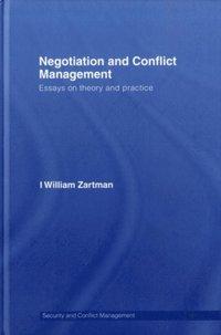 Negotiation and Conflict Management (e-bok)