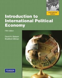 Introduction to International Political Economy (h�ftad)
