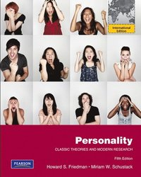 Personality (h�ftad)