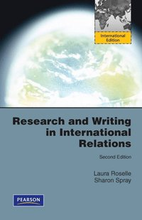 Research and Writing in International Relations (h�ftad)