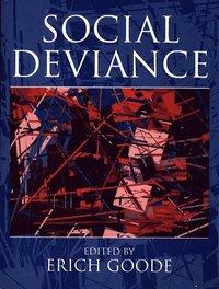 Social Deviance (h�ftad)