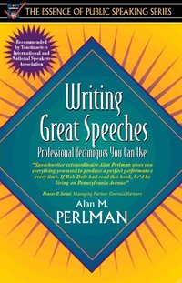 Writing Great Speeches (h�ftad)