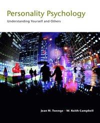 Personality Psychology (h�ftad)