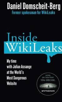 Inside Wikileaks (inbunden)